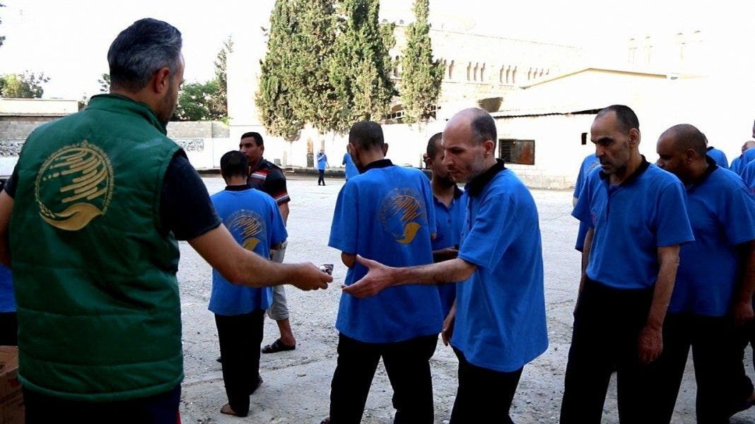 KSRelief establishes center for treatment of mental patients in northern Syria