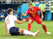 مهاجم بلجيكا يبحث عن الأهداف للحصول على شاشة مجانية