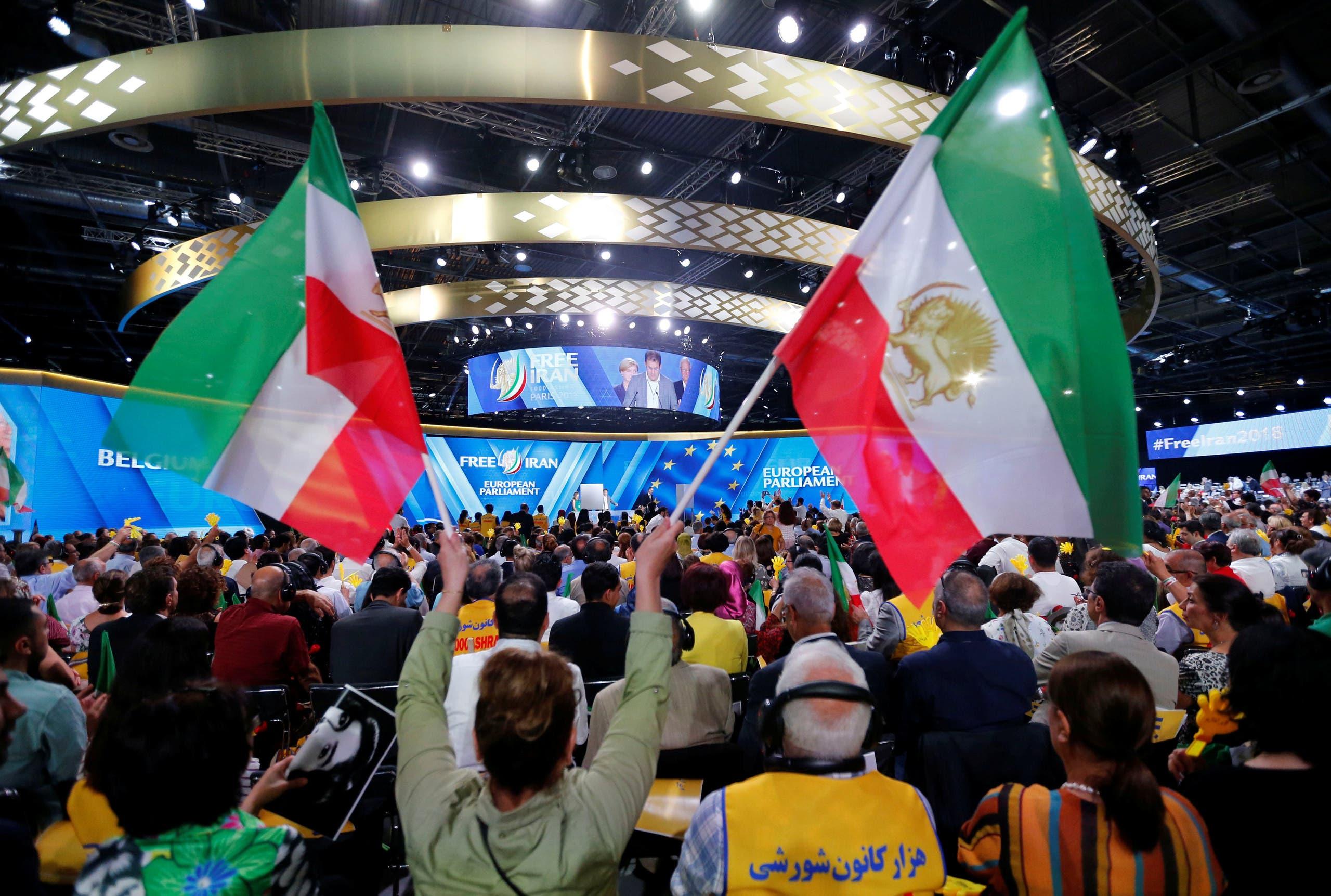 FREE IRAN PARIS