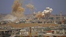 درعا : شامی اپوزیشن اور روس کے درمیان مذاکرات