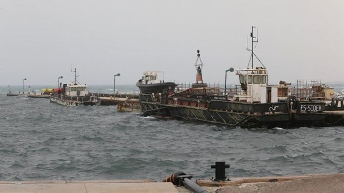 Sidra oil port in Libya. (Reuters)
