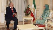 ٹرمپ کے مشیر کی ایرانی اپوزیشن لیڈر سے ملاقات