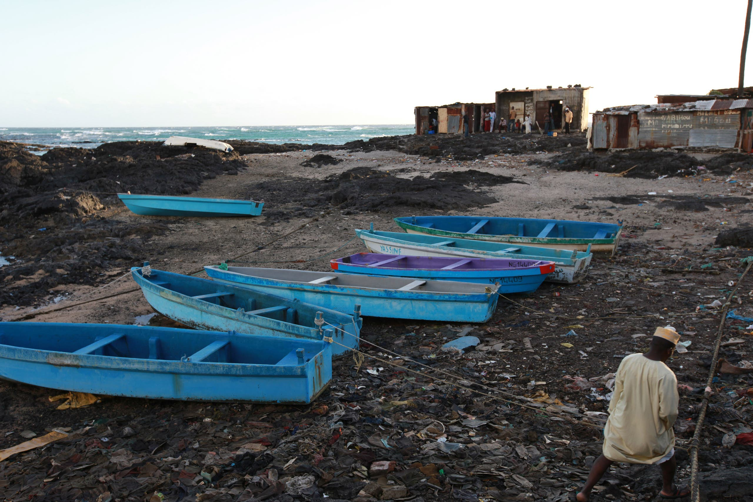 Comoros Islands. (AP)