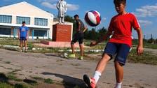 World Cup brings Russian village community closer