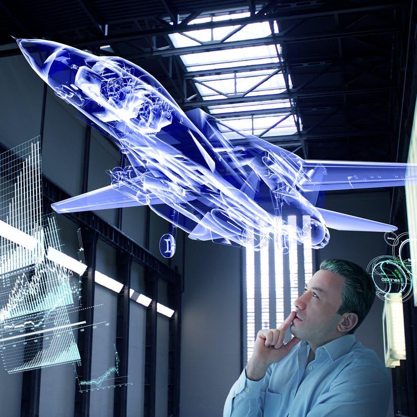 هل نشهد طائرات وسيارات من دون قائد بحلول 2040؟