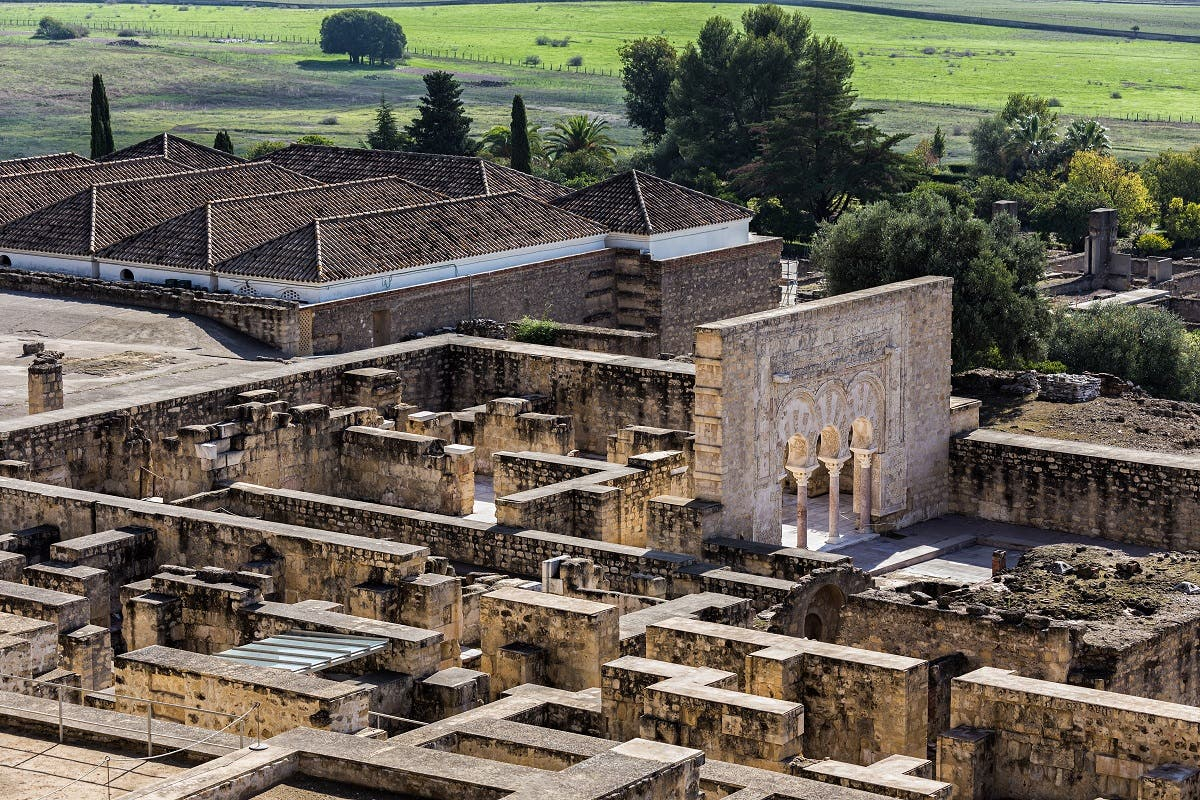 Medina Azahara. Important Muslim ruins of the Middle Ages, located on the outskirts of Cordoba, Spain. (Shutterstock)