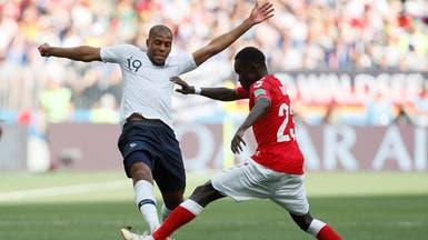 إصابة سيديبي وإيقاف بافارد يؤرقان فرنسا