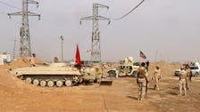 العراق يحشد قواته العسكرية على الحدود مع سوريا