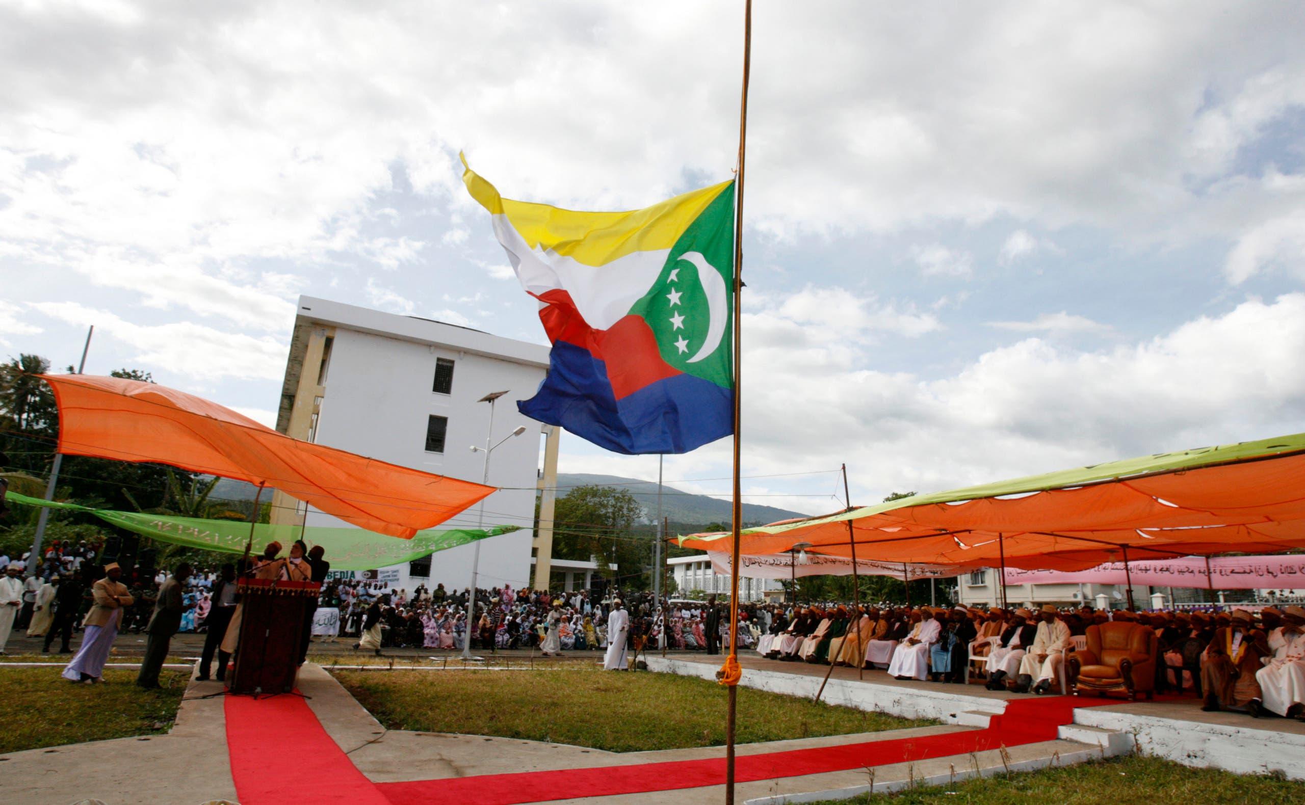 Comoros Islands. (Reuters)