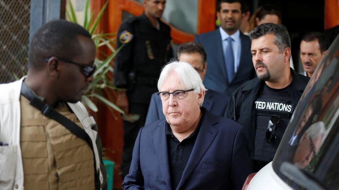 مارتن گریفیتس فرستاده سازمان ملل در امور یمن