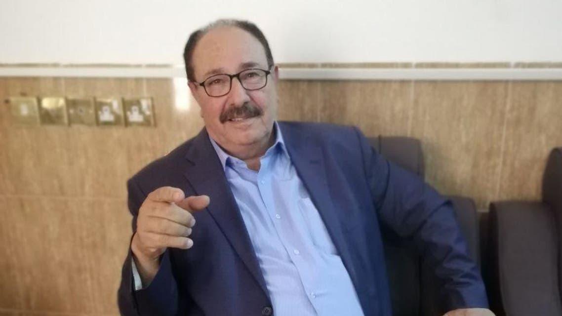 القيادي في الحزب الديمقراطي الكردستاني كفاح محمود