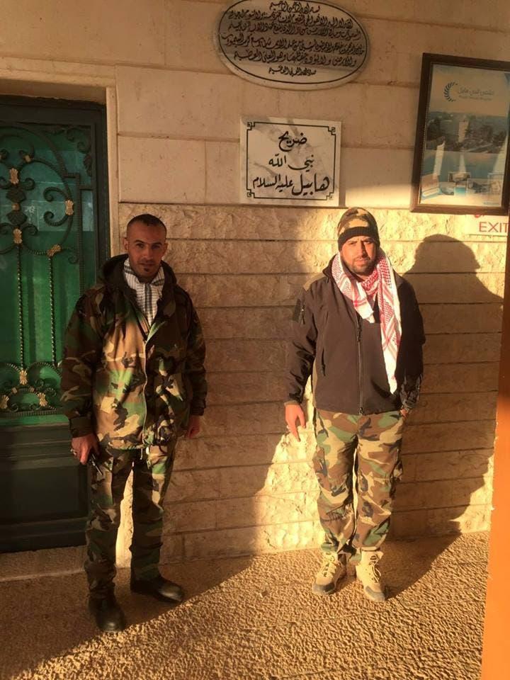 قائدان لميليشيات ذو الفقار في ريف دمشق