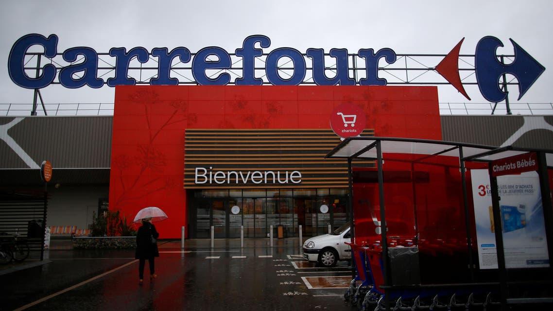 Carrefour. (Reuters)