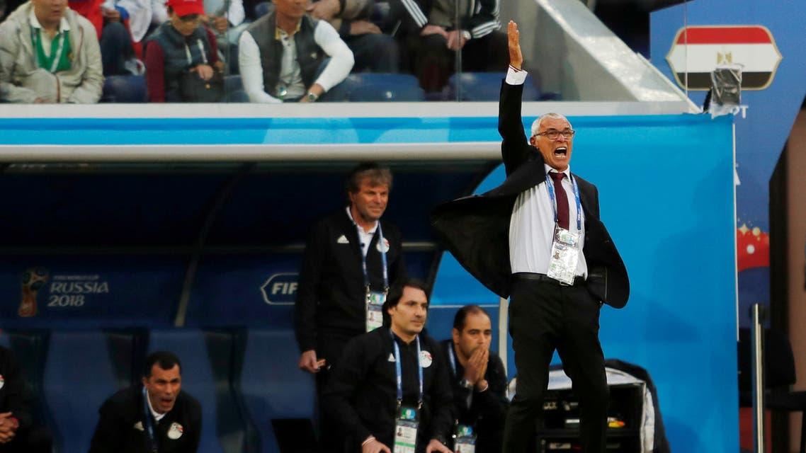 مدرب منتخب مصر في المونديال هيكتور كوبر