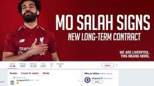 Liverpool confirms Mo Salah signs new long-term contract with club