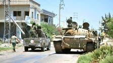 النظام السوري يواصل استقدام تعزيزات إلى محيط إدلب