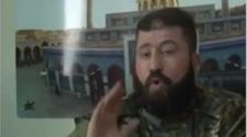 WATCH: Iranian militia leader appears in video in Daraa