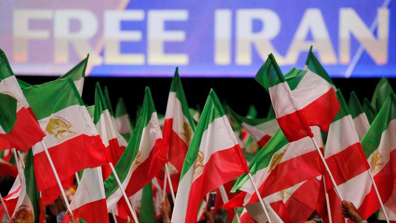 Iran protests. (AP)