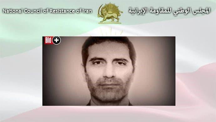 أسد الله أسدى دیپلمات جمهوری اسلامی ایران که به اتهام تروریسم بازداشت شد