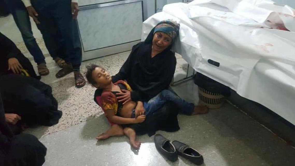 Yamni kid death and his mother crying