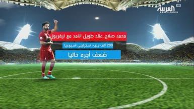 محمد صلاح يشغل المصريين..جنيه إسترليني وبحث وهاشتاغ