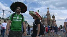 """جماهير المكسيك تخطف الأضواء بالـ""""سومبريرو"""""""