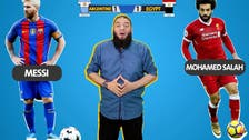 How Egypt's Salafi TV shows are preaching Islam through Ronaldo and Messi