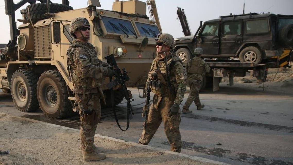 کاروان نیروهای آمریکایی بامداد امروز در ولایت لوگر در جنوب افغانستان آماج یک حمله انتحاری قرار گرفت.