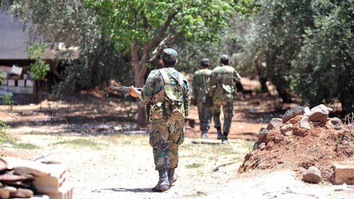 Force in south of Dara