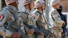 مصر ی فورسز کی کارروائی میں تین جنگجو ہلاک ، رفح سرحد پر سرنگیں تباہ