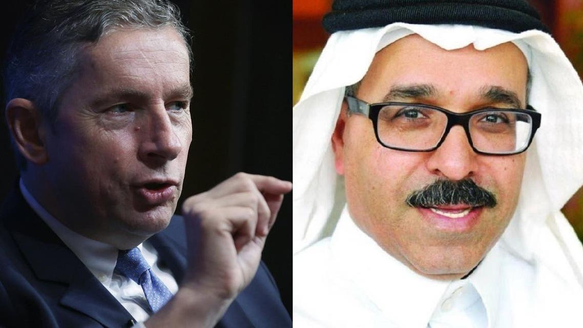 Dr. Kleinfeld will assume the role of Advisor to the Chairman of NEOM's Founding Board and a member of the board, starting August 1st, 2018 while Nadhmi al-Nasr will take over as CEO. (Al Arabiya)