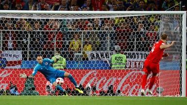 إنجلترا تهزم التاريخ وكولومبيا وتنتصر بركلات الترجيح