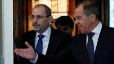 Jordan's foreign minister tells Russia ceasefire needed in southern Syria