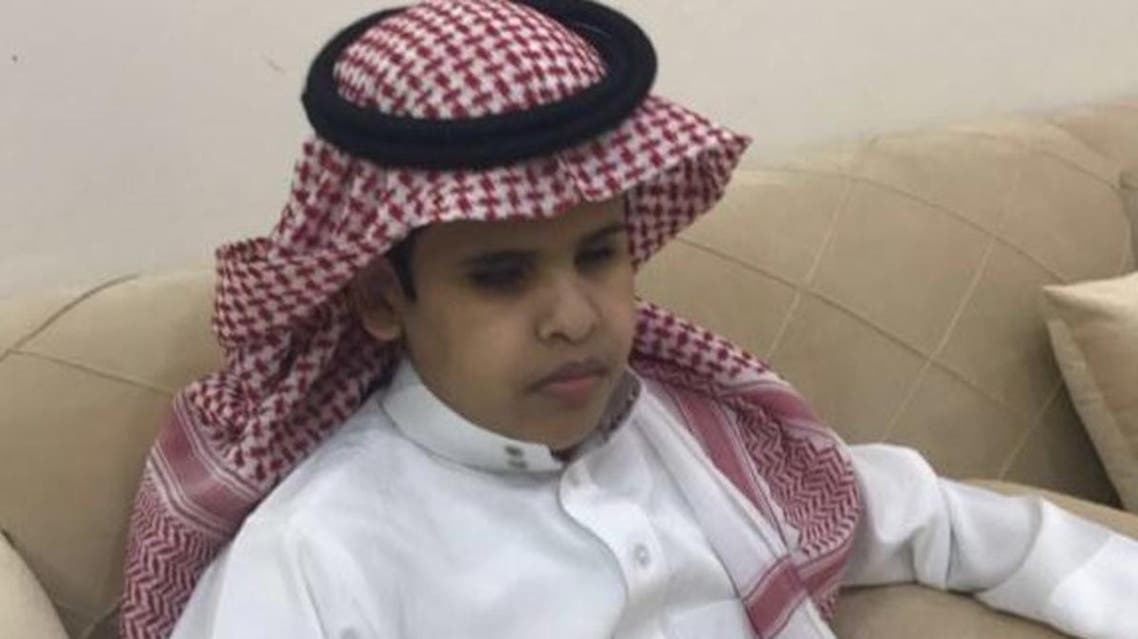 Blind Saudi boy excells in computer technology (Supplied)