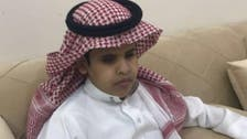 Blind Saudi boy with impressive computer skills says disability doesn't stop him
