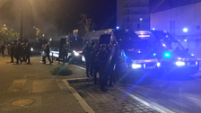 Clashes after French police shoot young man dead