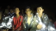 EXPLAINER: How the rescue operation aims to save Thai boys trapped inside cave