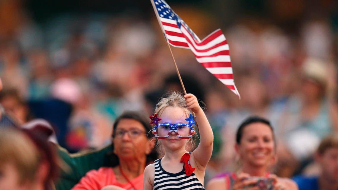 americans fourth July (AP)