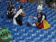 رغم الهزيمة.. شاهد ماذا فعلت اليابان بعد مباراة بلجيكا؟