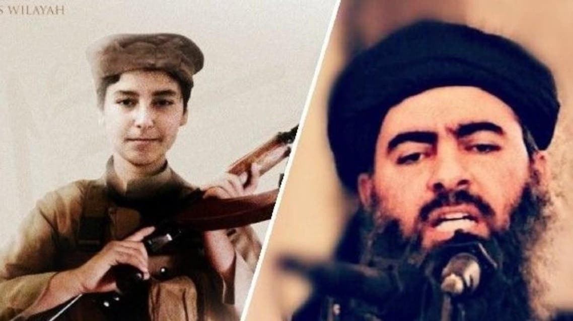 ISIS photo raises doubts over death of Baghdadi's son