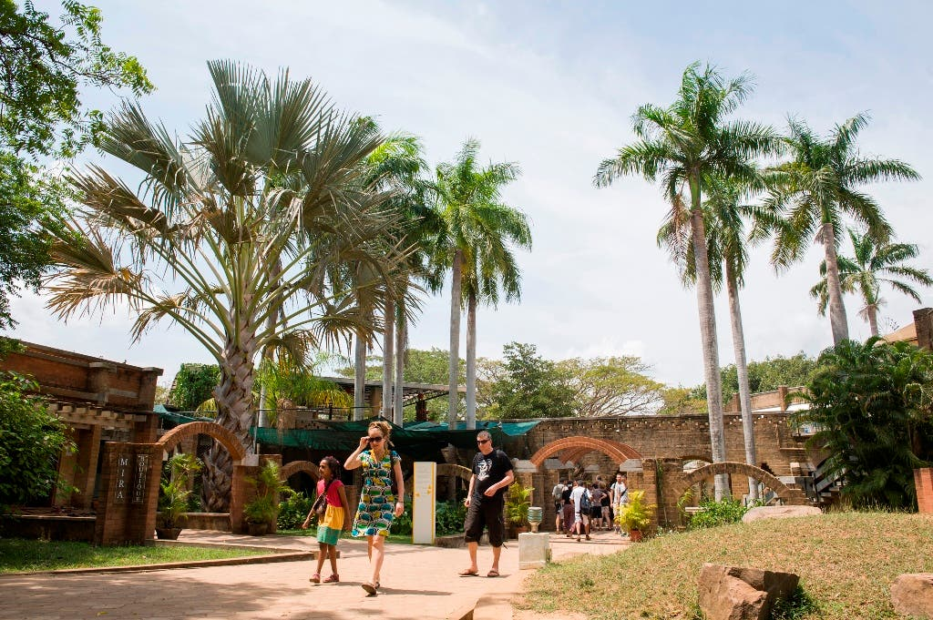 Today Auroville is home to over 2,500 volunteers from about 50 nations. (Supplied)