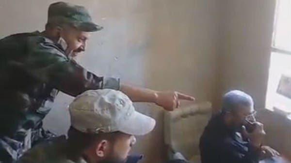 فيديو للتاريخ.. شاهد مَن يدير معركة الأسد في درعا؟!