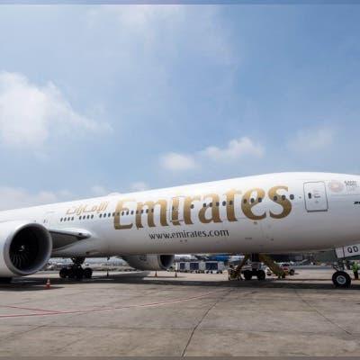 طيران الإمارات: تعليق الرحلات الجوية إلى العاصمة الجزائرية