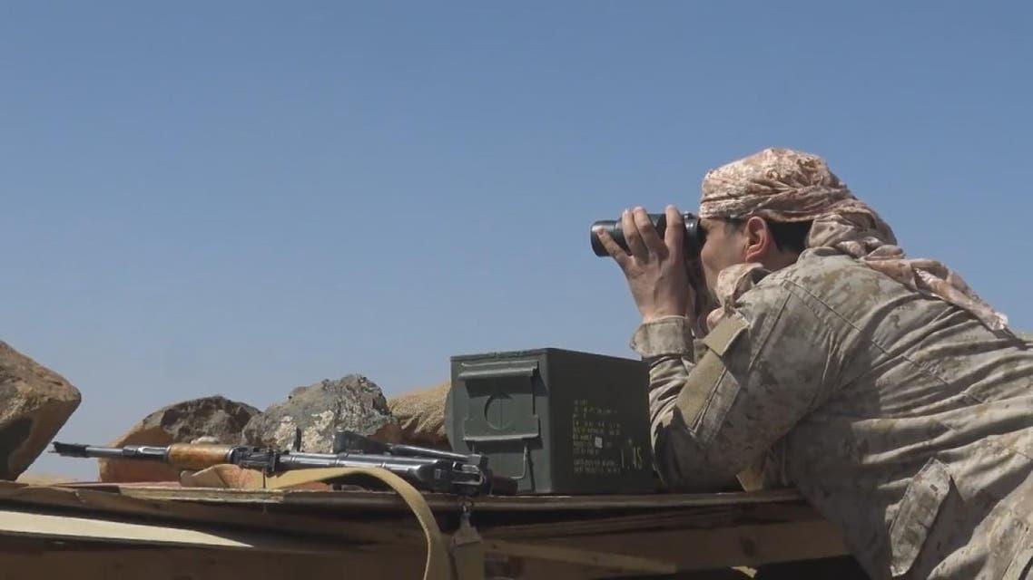 THUMBNAIL_ خمسة كيلومترات فقط تبعد الجيش اليمني عن مديرية باقم