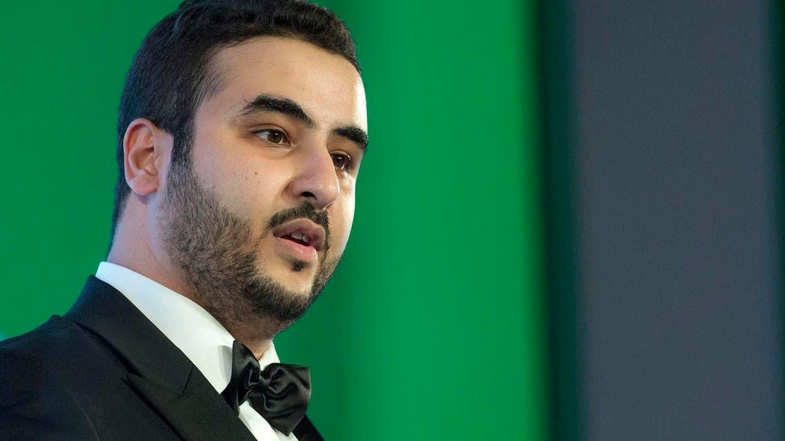 Prince Khalid bin Salman (AFP)