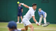 Djokovic makes a big statement in small arena