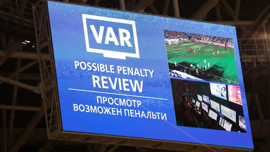 VAR World Cup (Reuters)