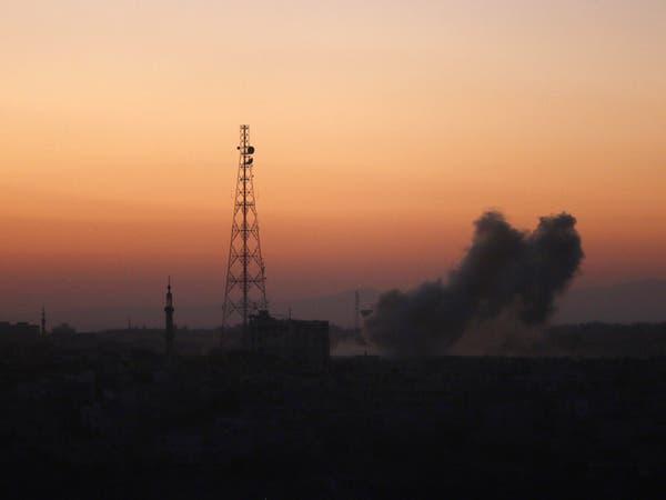 هدنة في درعا مع بدء مفاوضات الفصائل والروس