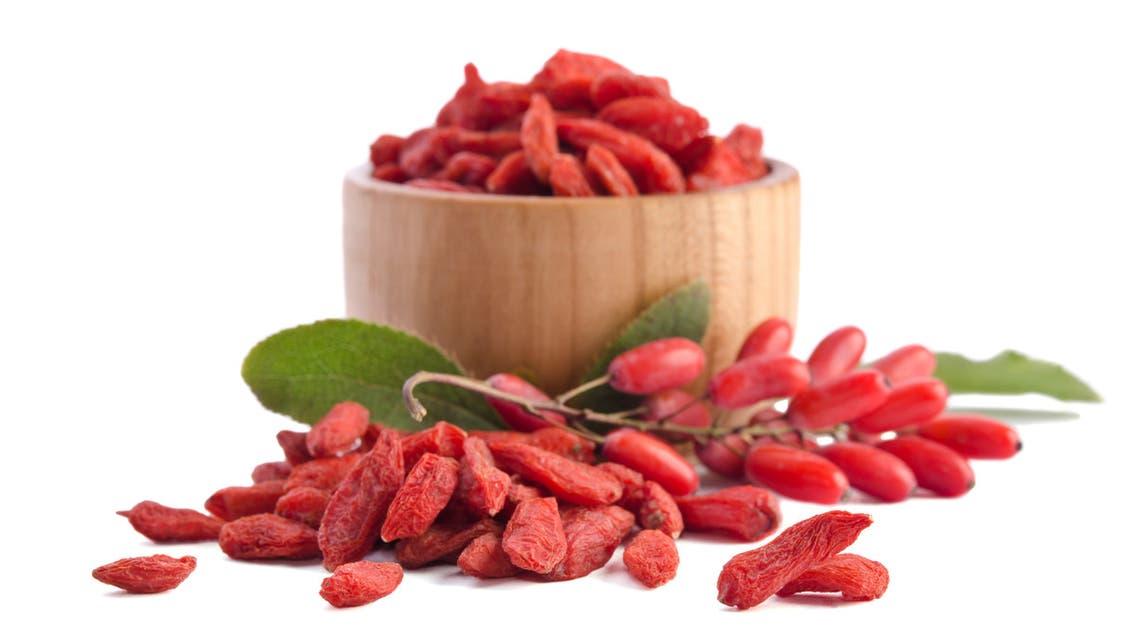 iStock-Berberries and goji berries - Stock image