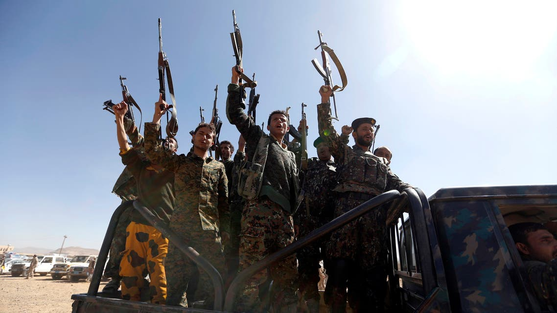 حوثيون في صنعاء